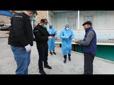 Грузия начинает масштабное тестирование на коронавирус. Коронавирус в СНГ и Грузии