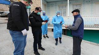Грузия начинает масштабное тестирование на коронавирус Коронавирус в СНГ и Грузии