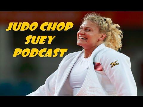 Judo Chop Suey Podcast Ep. 21: Kayla Harrison vs. USA Judo
