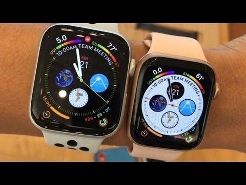 Apple Watch Series 4 - Muito Mais Do Que Um Relógio
