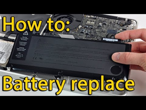 Acer Aspire ES1-520 battery replacement, замена батареи ноутбука