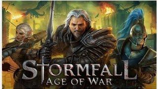 STORMFALL — (ВОЙНЫ ПРЕСТОЛОВ) Видео обзор бесплатной браузерной онлайн игры