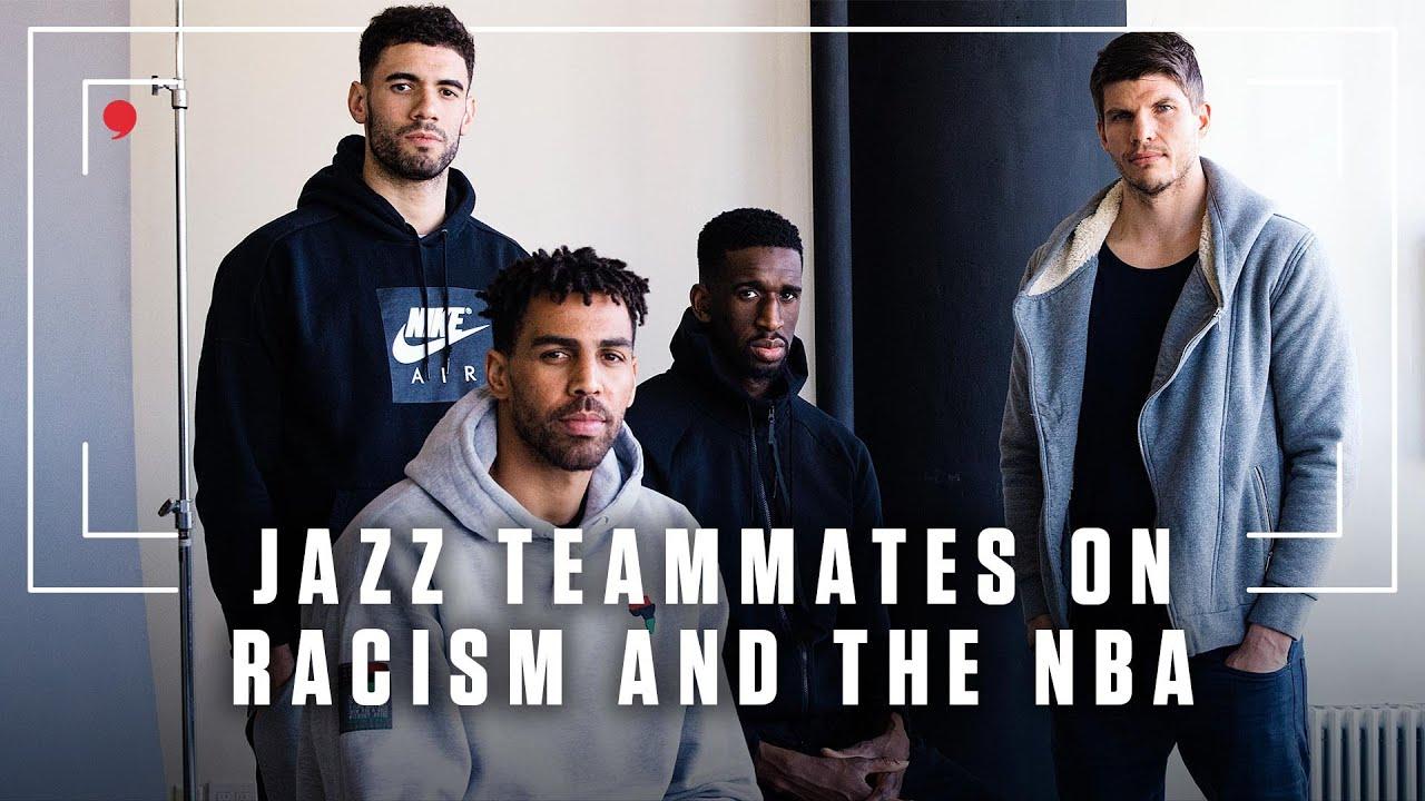 Kyle Korver and His Utah Jazz Teammates Talk Racism and ...