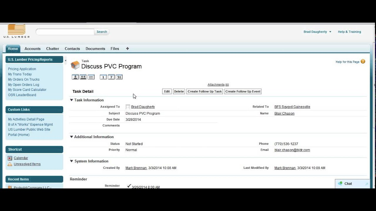 Add Salesforce Queue To Home Page