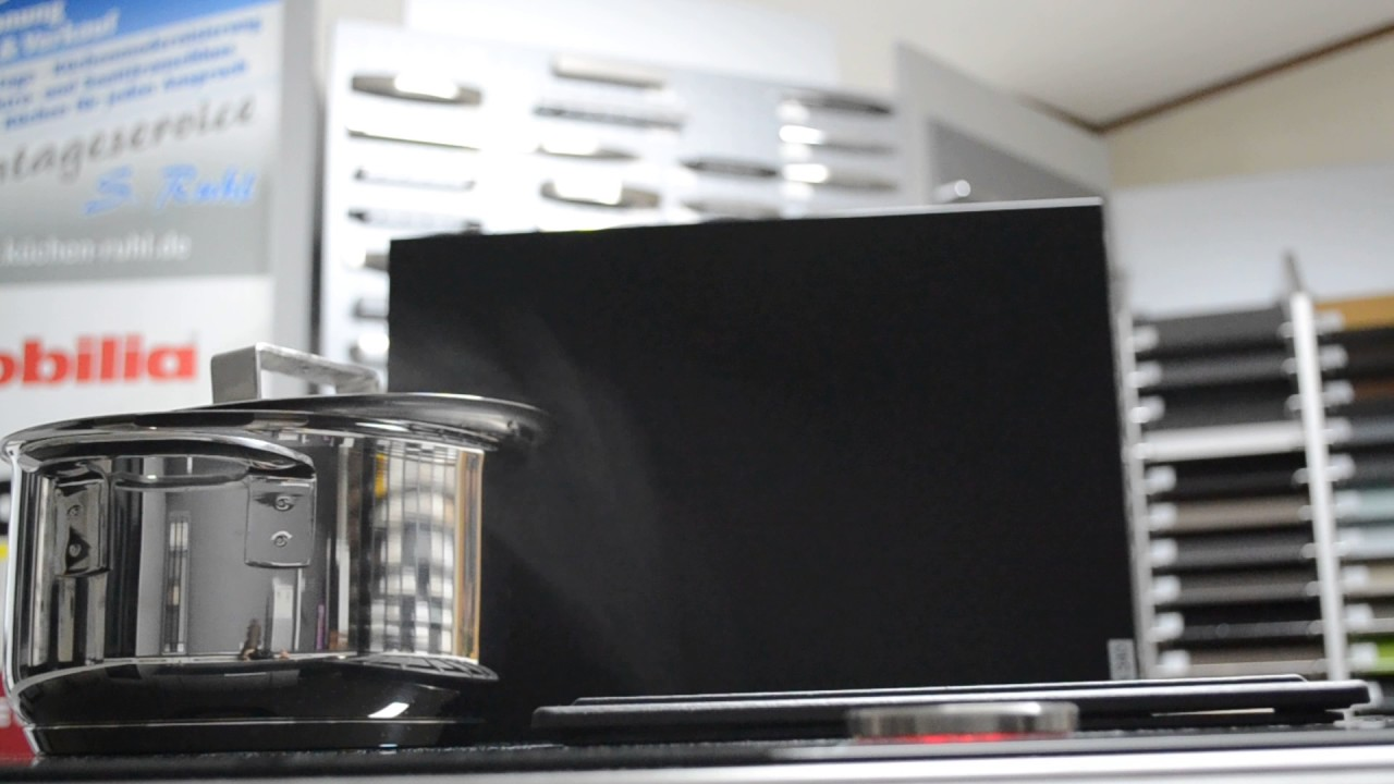 neff kochfeld mit integrierter abzugshaube youtube. Black Bedroom Furniture Sets. Home Design Ideas