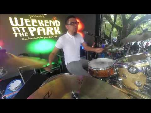 Johny Comes Lately - Kaya (Irwan drum cam)