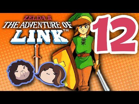 Zelda II: The Adventure of Link: Bath Salts - PART 12 - Game Grumps