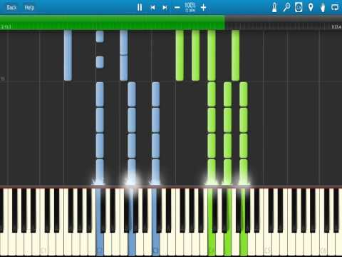 Cat and Mouse - The Red Jumpsuit Apparatus - Synthesia mp3