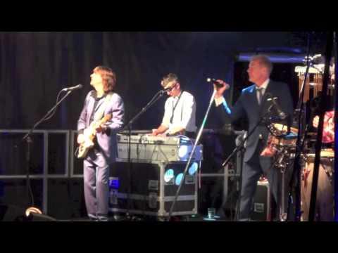 ABC live at Hampton Pool 2013