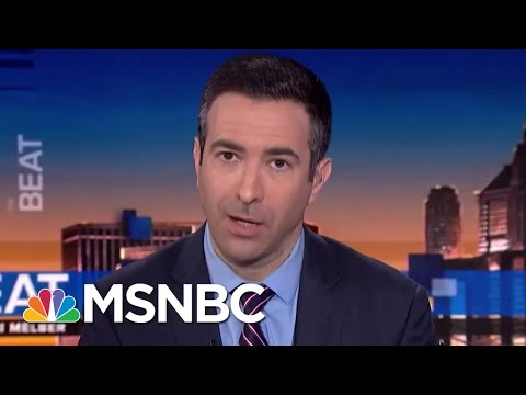 Fmr Prosecutor: Cohen Opened A 'Pandora's Box' Of Trump 'Crimes' | The Beat With Ari Melber | MSNBC