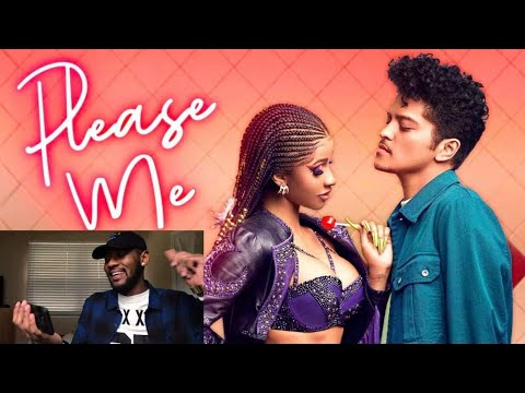 Cardi B & Bruno Mars - Please Me   🔥 REACTION