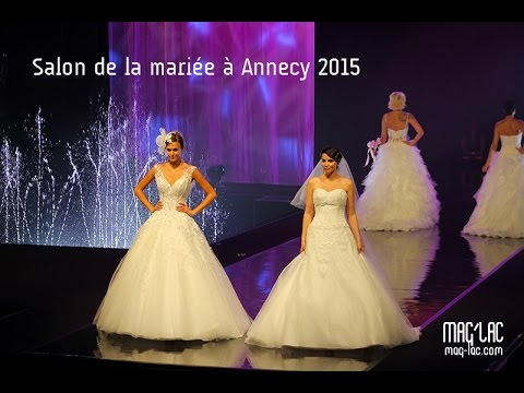 Salon de la mari e annecy 2015 youtube for Salon de la mariee besancon