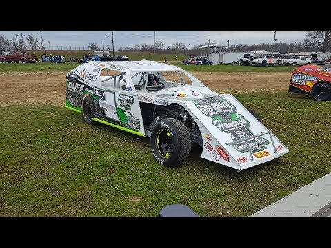 Farmer City Raceway 8-3-18 - Marty Lindeman Racing