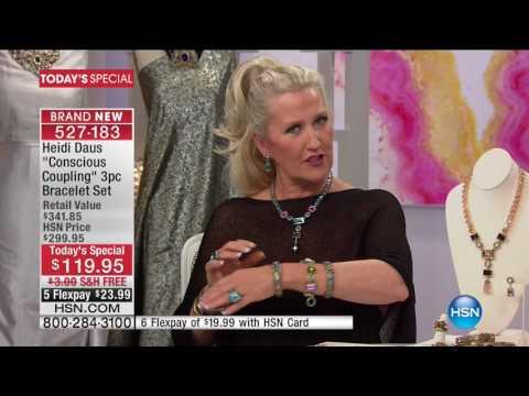 HSN | Heidi Daus Fashion Jewelry 01.24.2017 - 01 PM