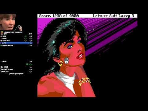 Leisure Suit Larry III: Passionate Patti in Pursuit of Pulsating Pectorals any% speedrun in 16:51 |