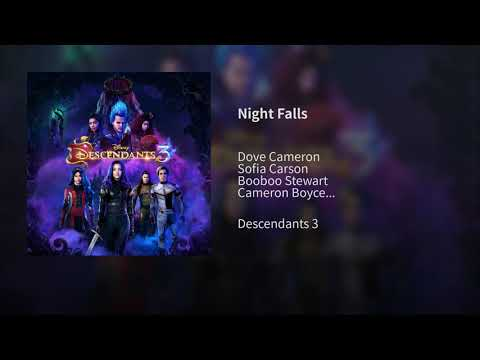 night-falls---from-descendants-3/audio-oficial
