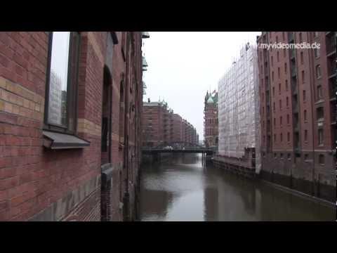 Hamburg, Hafencity, Speicherstadt - Germany, Deutschland HD Travel Channel