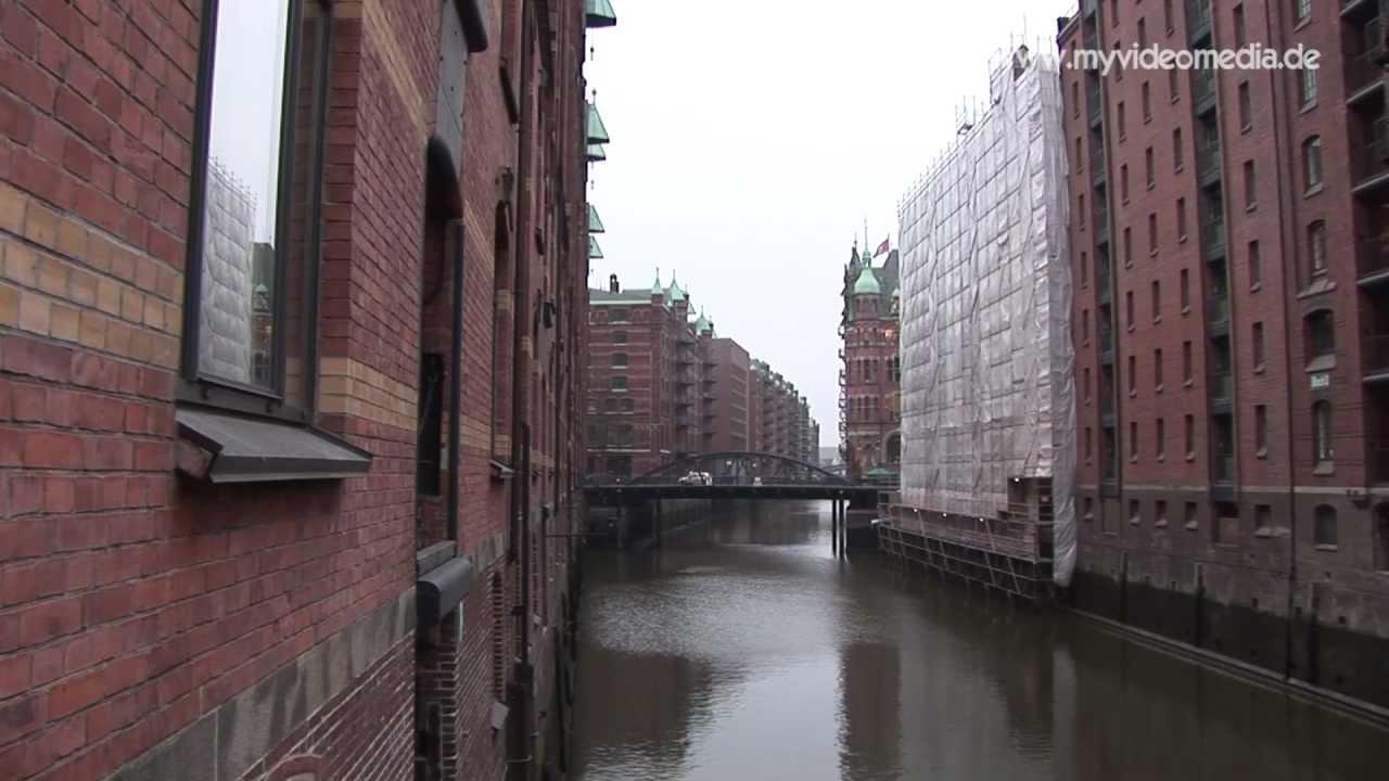 Hamburg, Hafencity, Speicherstadt - Germany, Deutschland ...