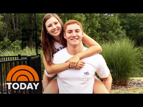 Penn State Fraternity Hazing Death: Tim Piazza's Girlfriend Speaks Out | TODAY