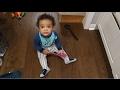 My Little Kitchen Helper ~ Vlog