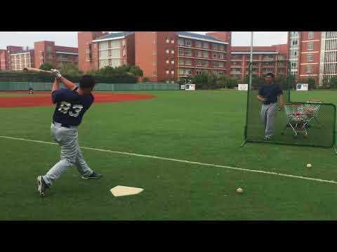 MLB China Nanjing DC batting Puck(FT)