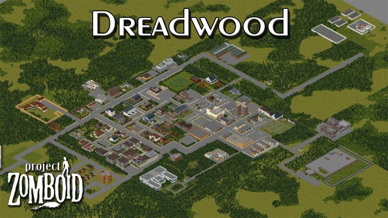 Project Zomboid Dreadwood Info