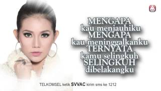 Gambar cover Via Vallen - Selingkuh (Official Lyric Video)