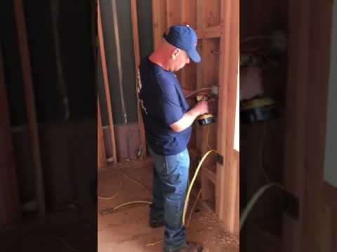 Electrical Roughing - YouTube