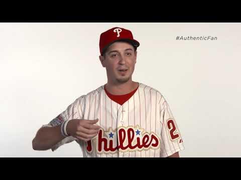 Authentic Fan - Phillies Memories