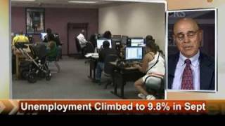 Seneca Says U.S. `Employment Deficit' to Last for Years: Video