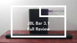 JBL Bar 3.1 - Full Review