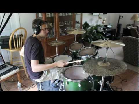 Ellie Goulding - Hanging On (ft. Tinie Tempah) - HD Drum Remix - Andrew Weber