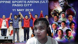 Nalulungkot ako sa resulta ng Halalan 2019, Di nanalo mga idol ko