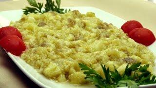Eggplant Salad Recipe - Turkish Recipe For Baba Ganoush