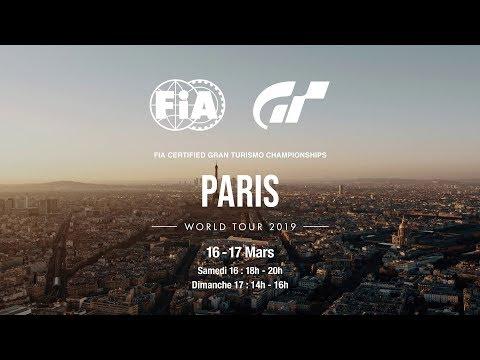 FIA Gran Turismo Championships 2019 | World Tour #1 à Paris thumbnail