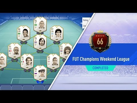 Can a $10,000 team get me TOP 100 in Weekend League? (FIFA 19)