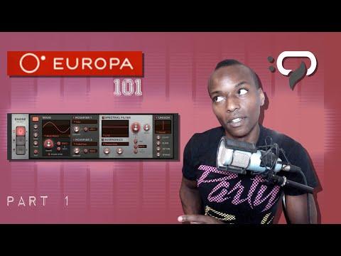 Reason Studios Europa 101 (Part 1)