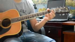 Chợt thấy em khóc - Guitar Cover