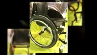 Инвалидная коляска Küschall KSL - Ваше Здоровье(В нашей сети магазинов большой выбор колясок с электроприводом http://med-magazin.com.ua/cat_108.htm., 2014-10-16T09:17:58.000Z)