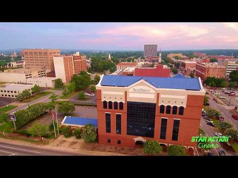 Landmarks Of Columbus, GA - Drone Footage
