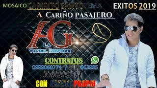 ANGEL GUASHPA Y SU MOSAICO CARIÑITO SANTO