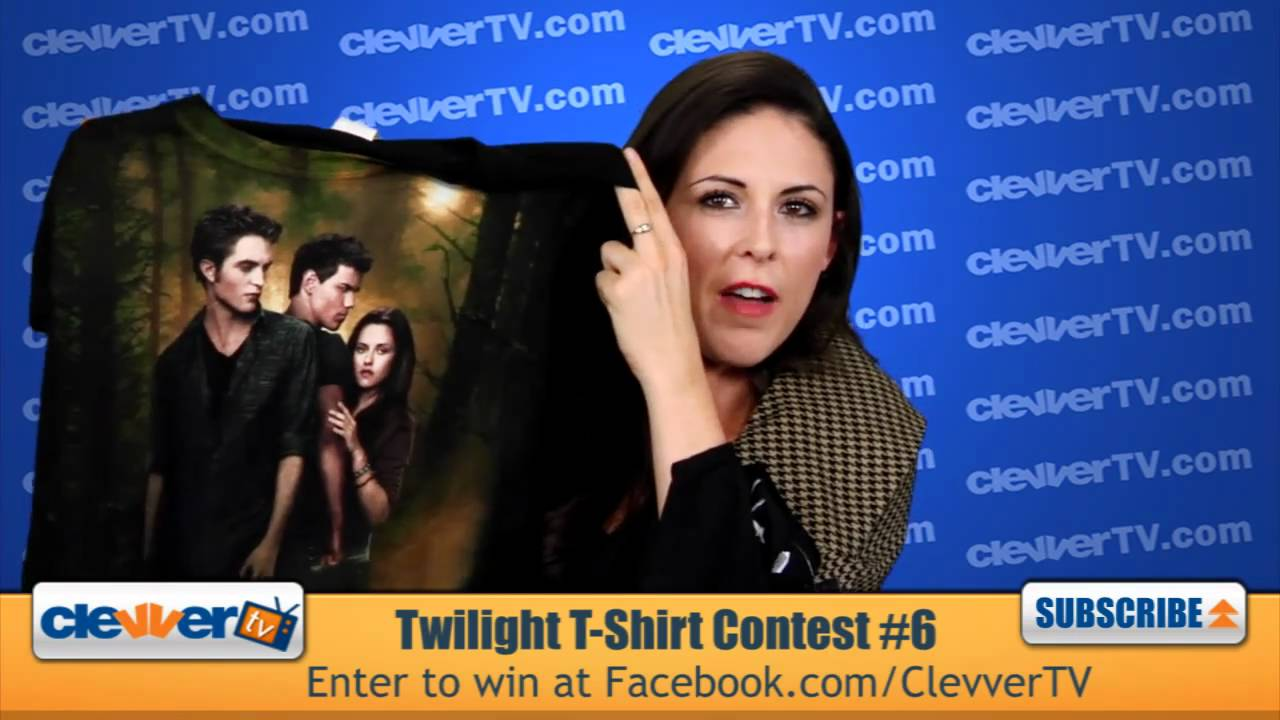 Twilight t shirt contest on facebook 6 youtube for T shirt ads on facebook