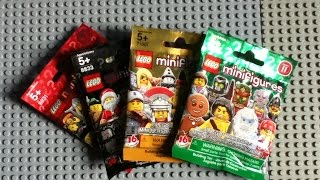 Stream Lego Collectible Minifigures Blind Bag opening - Series 7, 8 ...