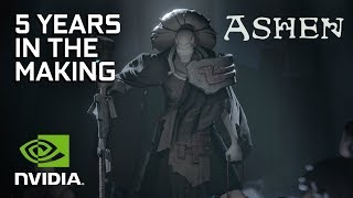Ashen - The Open World, Co-op, Action RPG
