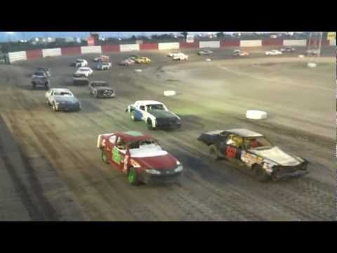 Champion Motor Speedway Honor Of Gary part 1