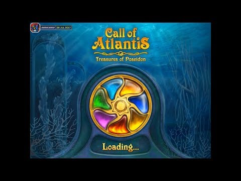 [Sample] Call Of Atlantis: Treasures Of Poseidon (2014, PC)