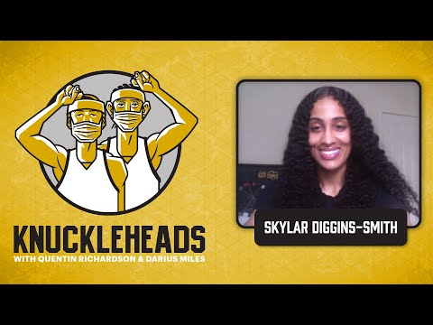 Skylar Diggins-Smith Joins Q and D | Knuckleheads Quarantine: E7 | The Players' Tribune from YouTube · Duration:  1 hour 28 minutes 39 seconds
