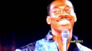 Eddie Murphy Impersonates Bill Cosby and Richard Pryor