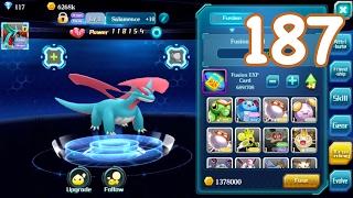 Game of Monster (Pokeland Legends) - SHINY DIALGA SP ATTACK BOOST! SALAMENCE + 16 FUSION!