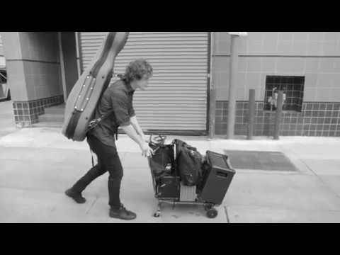 Busking in Los Angeles
